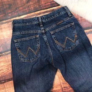 Vintage Wrangler cash Denim Jeans